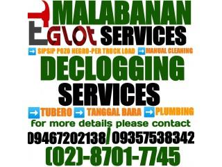 CALOOCAN CITY MALABANAN SIPSIP POZO NEGRO DECLOGGING SERVICES 8701-7745/09467202138