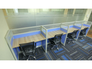 Dedicated 29 seat office/ BPO Seats / Serviced Office for Rent in Marquee Mall, Pampanga