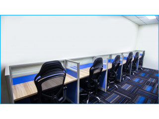 BPOseats 10 seats for your Expanding Business / Serviced office.