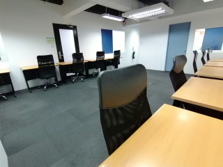 Ideal Office for Rent in Makati 52 sqm