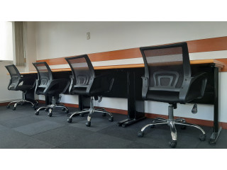 Affordable Window Office for Rent in Makati 28sqm ALL IN