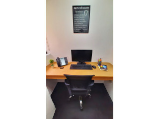 Affordable 1-Seater Office for Lease in Makati ALL IN