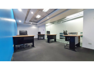 Serviced Office in Makati Good for up to 12 pax