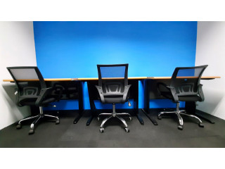 Serviced Office for Lease in Makati Good for Up to 5 Pax