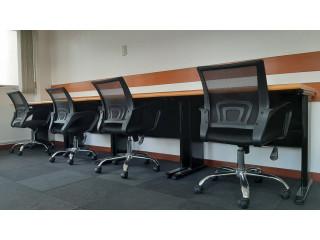 Corner Window Office for Rent in Makati 12-Pax