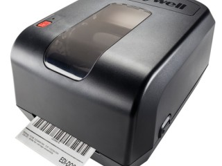 Passport Barcode Label Printer for Saudi Embassy