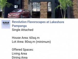 FLAVORSCAPES LAKESHORE IN PAMPANGA