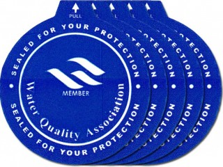 Water Quality Pulltab(Blue)