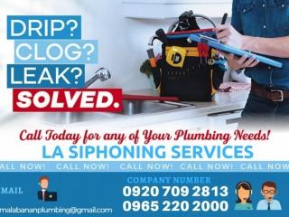 AJMS malabanan siphoning plumbing services 09207092813