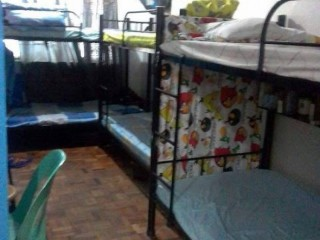FULLY FURNISHED 5-BEDROOM APARTMENT in front of Ateneo 28k monthly O9357422292