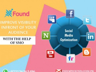Get Social Media Optimization Services | SMO services in Pakistan