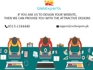 Web design services company karachi