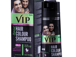 Vip Hair Color Shampoo 03055997199