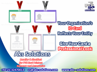 Your Organization's ID Card Reflects Your Entity Give Your Card a Professional Look!
