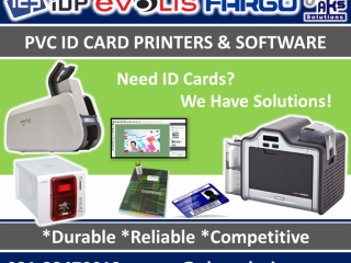 Need ID Cards? We Have Solutions!