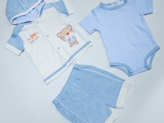 Newborn Baby Garment Set 0-3 Months Baby Boy/Girl wholesale price in pakistan