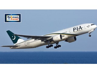 PIA ticket rates