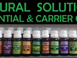 Natural solutions essential oil 10 20 30 mL