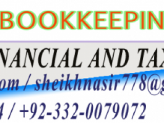 Pak Bookkeeping Services ( Bookkeeping, Financial & Tax Consultants )