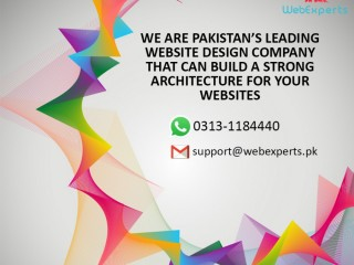 Get Dynamic website by Expert Designers