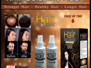 HAIR BUILDING FIBER OIL in Pakistan