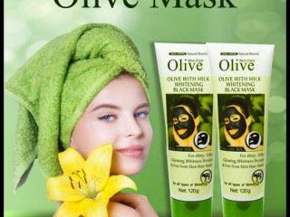 Olive Skin Care Black Mask in Pakistan