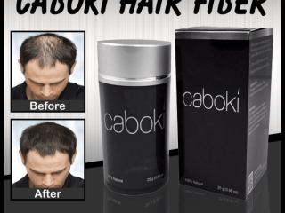 Caboki Hair Building Fiber in Pakistan