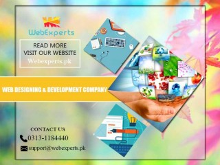 Professional web designers in Karachi