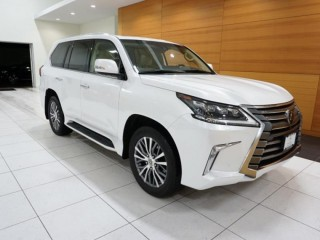 Used 2018 Lexus LX570 for sell and Installment Available