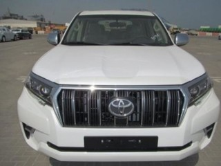 Toyota Prado 2018 SUV
