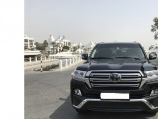 Toyota Land Cruiser 2018 GCC SUV
