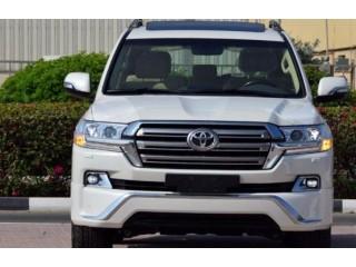 Toyota Land cruiser 2017 model GCC