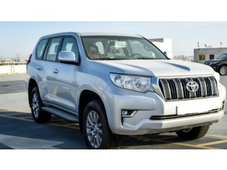 2018 Toyota Prado SUV GCC Specs