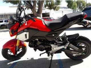 2020 Honda Grom for sale contact on whatsapp+27722049252