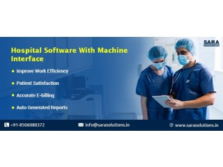 Best Hospital Management Software for Healthcare India | 91 8506080373