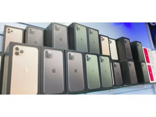 Offer for Apple iPhone 11, 11 and 11 Pro Max for sales at wholesales price.