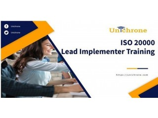 ISO 20000 Lead Implementer Training in Riyadh Saudi Arabia