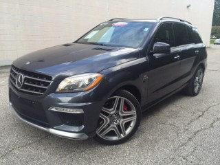 2014 MERCEDES BENZ ML63 AMG