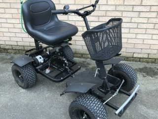 Pre-Owned - Titan Elite Golf Buggy for Sale