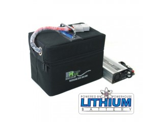 24v 45ah Lithium battery inc Charger for Sale
