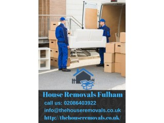 House Removals Twickenham
