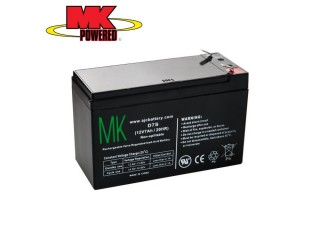 12v 7.2Ah MK AGM Battery for Sale