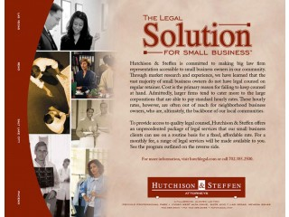 SMALL BUSINESS LEGAL SOLUTIONS | TRUST AND PROBATE LITIGATION