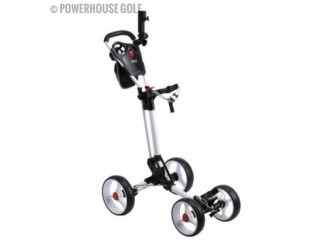White Lynx Push Golf Trolley for Sale