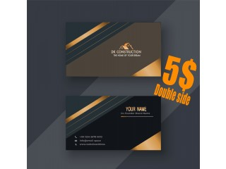 Do you need unique business card?