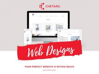 Chetaru - Top Web Design Agency UK