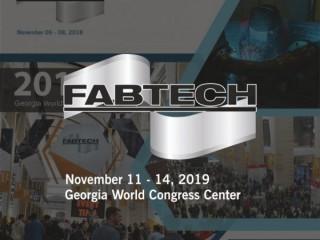 Fabtech Expo Atlanta 2019