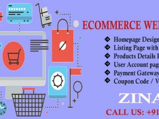 Ecommerce Website Design & Development Service in USA