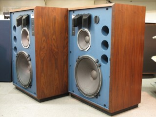 Pair of Studio monitors JBL 4345