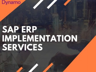SAP Implementation services | SAP ERP Implementation partners in USA, TX